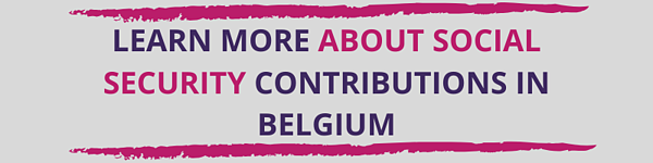 Learn more about social security contributions in Belgium