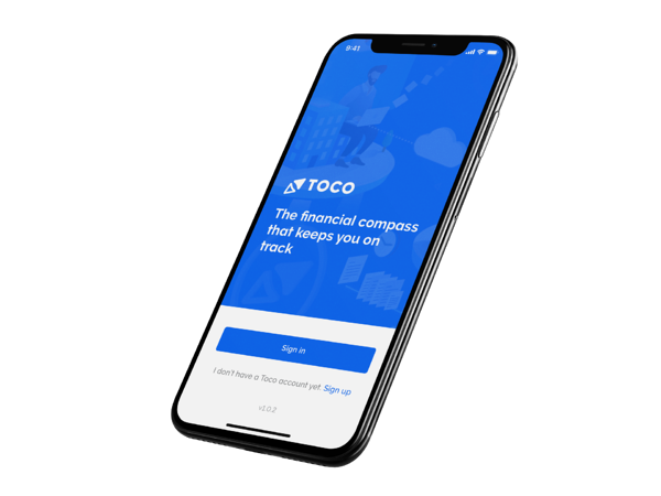 Financial record keeping software TOCO comes with a mobile app- Brainbridge