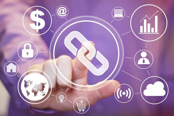Entrepreneur linking all systems in financial records - Brainbridge